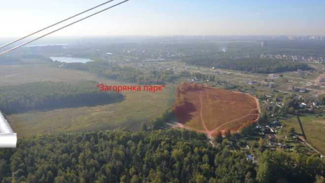 ЖК Загорянка Парк